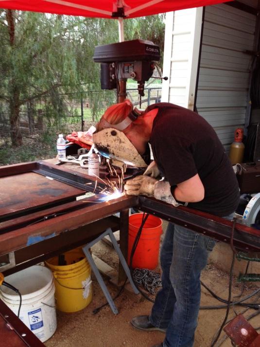 Rocky welding