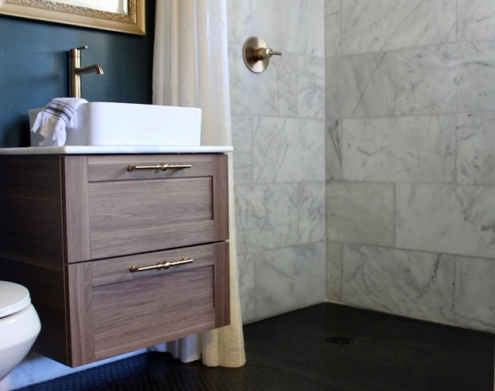 """Master Bathroom Renovation Part 2 """"TheReveal"""""""