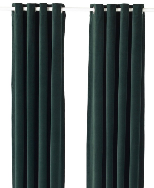 sanela-curtains-1-pair-dark-green__0513313_pe638884_s5